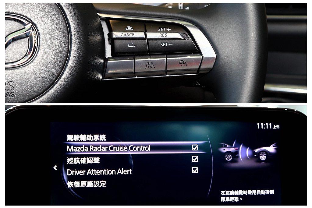 推估Mazda CX-30中階車型以上,將主動式轉向功能頭燈、HBC遠近光燈自動...