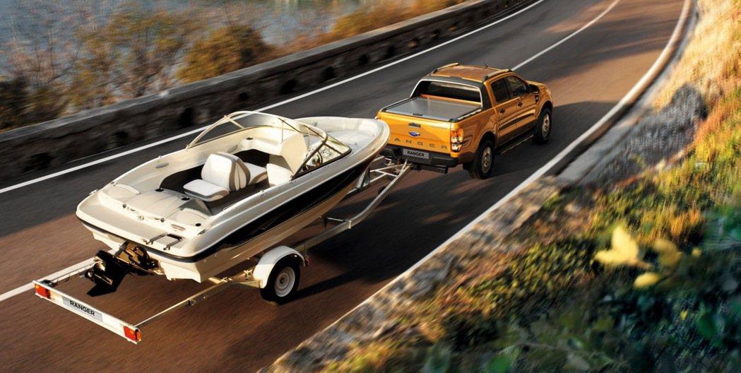 入主美式運動休旅皮卡Ford Ranger Wildtrak型舊換新135.8萬...