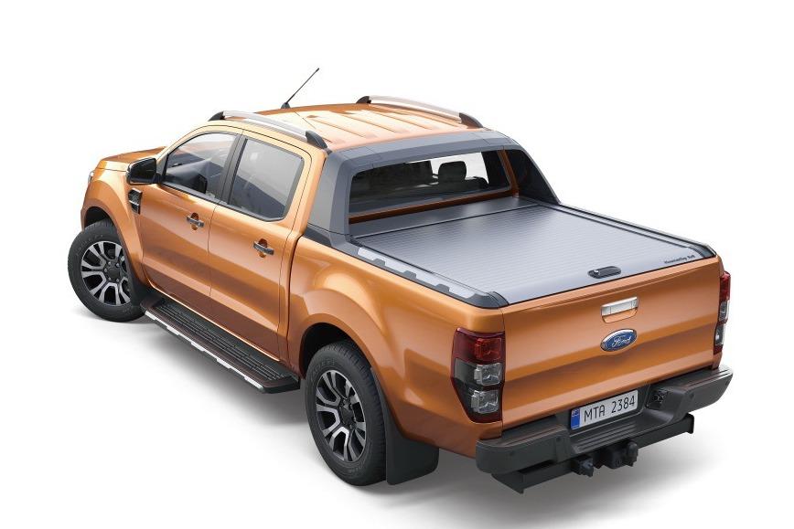 想買皮卡不要等了!10月入主Ford Ranger送原廠車斗捲簾