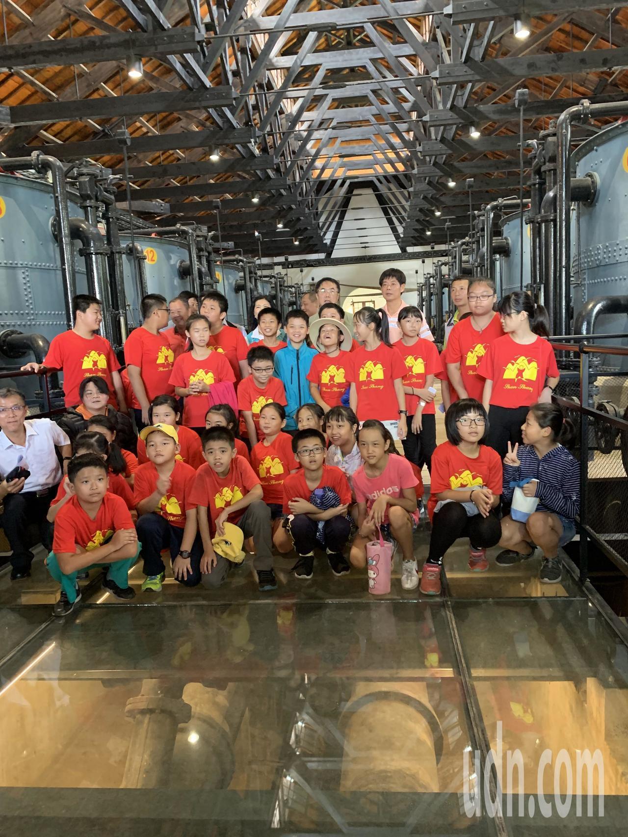 台南山上水道博物館 國慶揭開百年神秘面紗