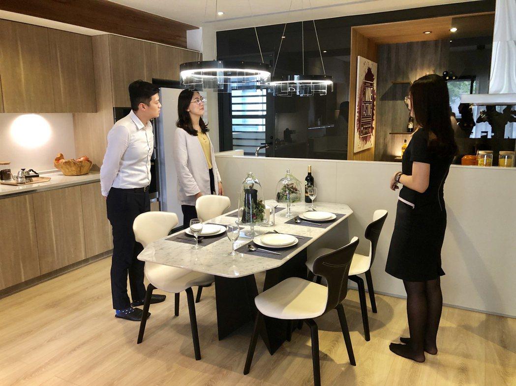 購屋人指定非三房不買原因是:「家有2個國高中生的4口家庭」、「雙薪家庭夫妻,親子...