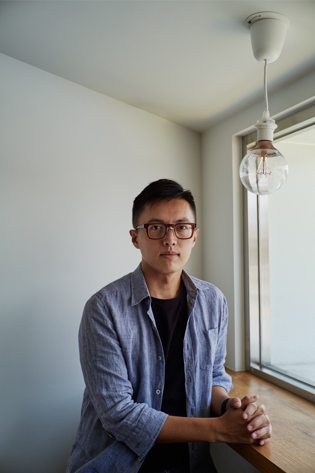 金馬56年度廣告導演林君陽。圖/金馬執委會提供