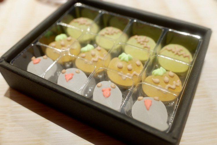 俵屋吉富糖蜜bonbon happy Halloween,400元。記者江佩君/...
