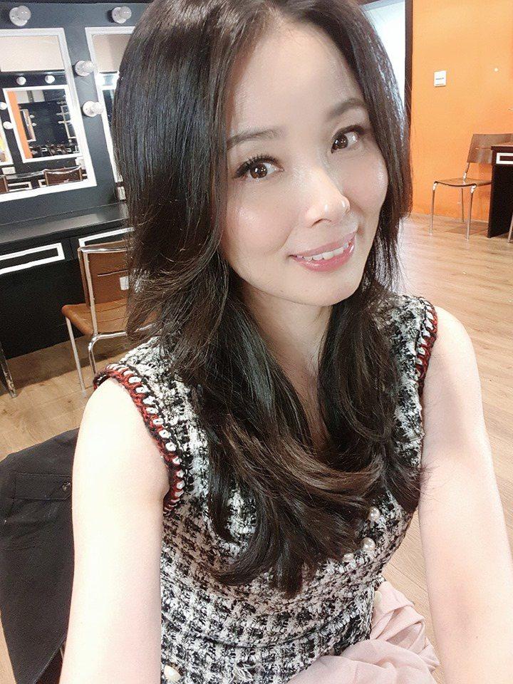 呂文婉正在攻讀碩士專班。圖/摘自臉書