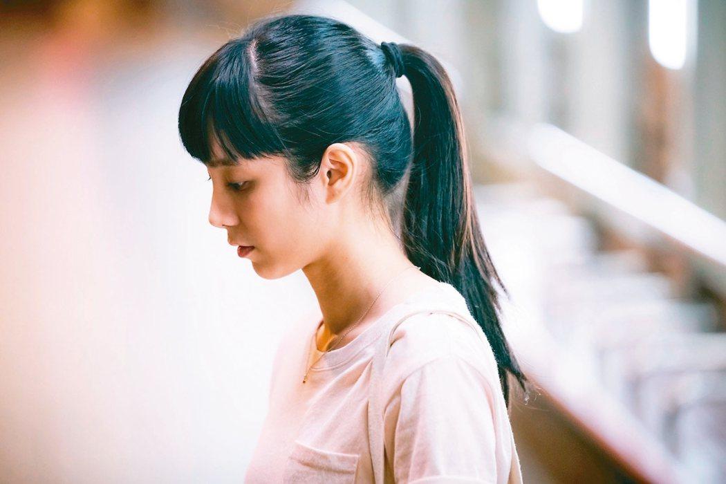 温貞菱以「陽光普照」提名女配角。 圖/金馬執委會提供