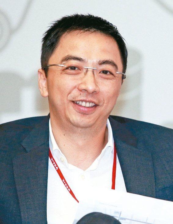 台微體總經理葉志鴻。 (聯合報系資料庫)