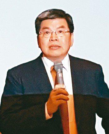 台灣理財顧問認證協會理事長李長庚 (聯合報系資料庫)