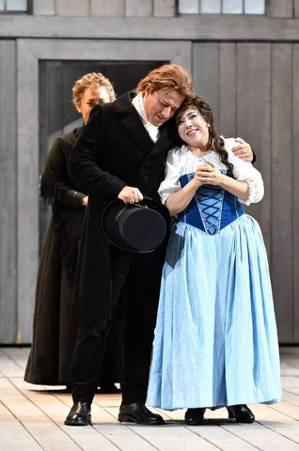 迪里拜爾為極少數站穩歐美歌劇舞台之亞洲女高音。 圖/聯合數位文創提供