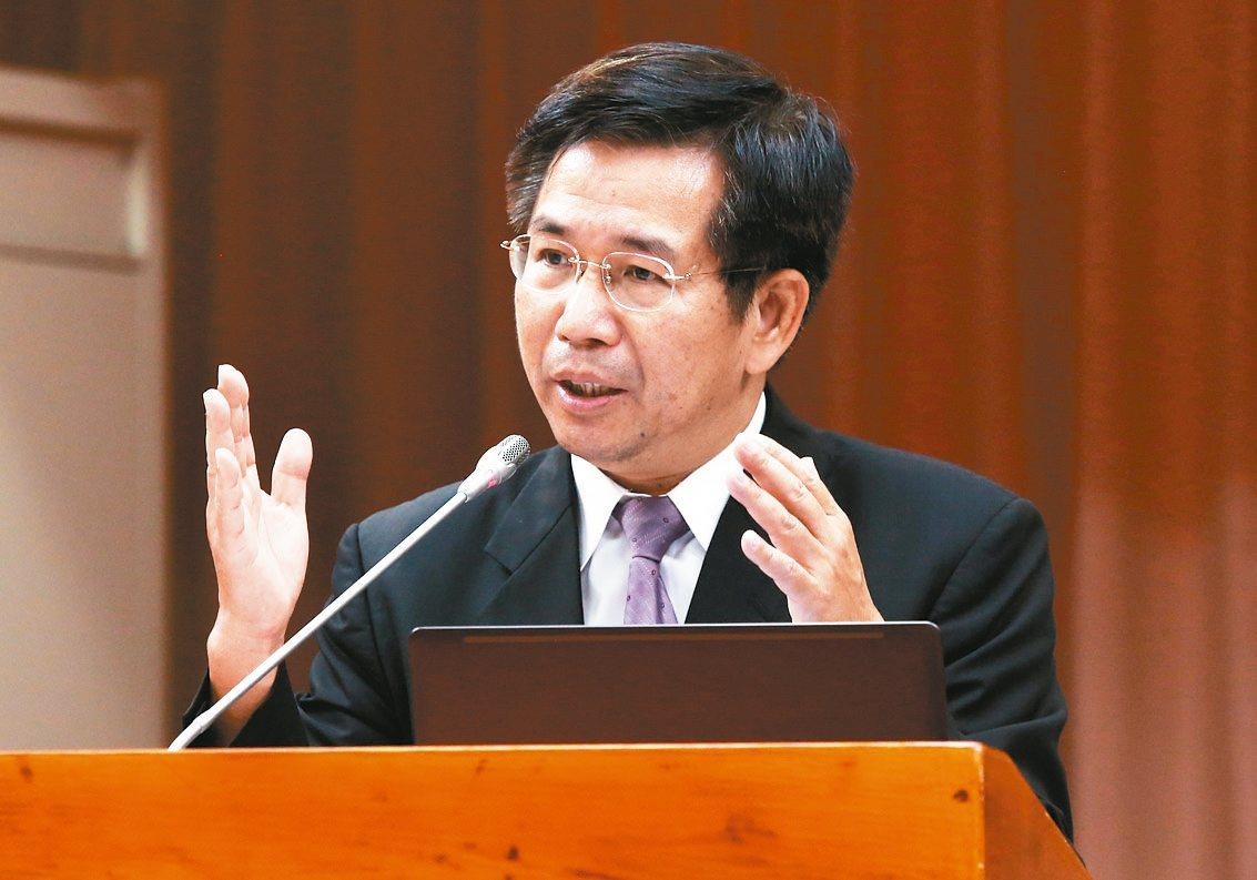 教育部長潘文忠。 記者林俊良/攝影