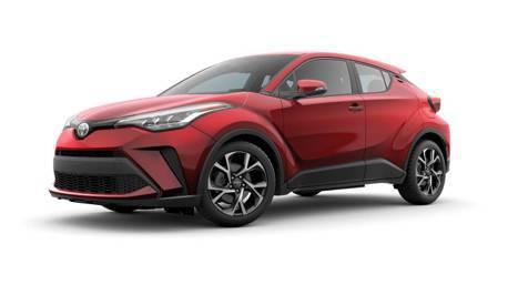 小改款美規Toyota C-HR發表 小針美容還標配Android Auto!