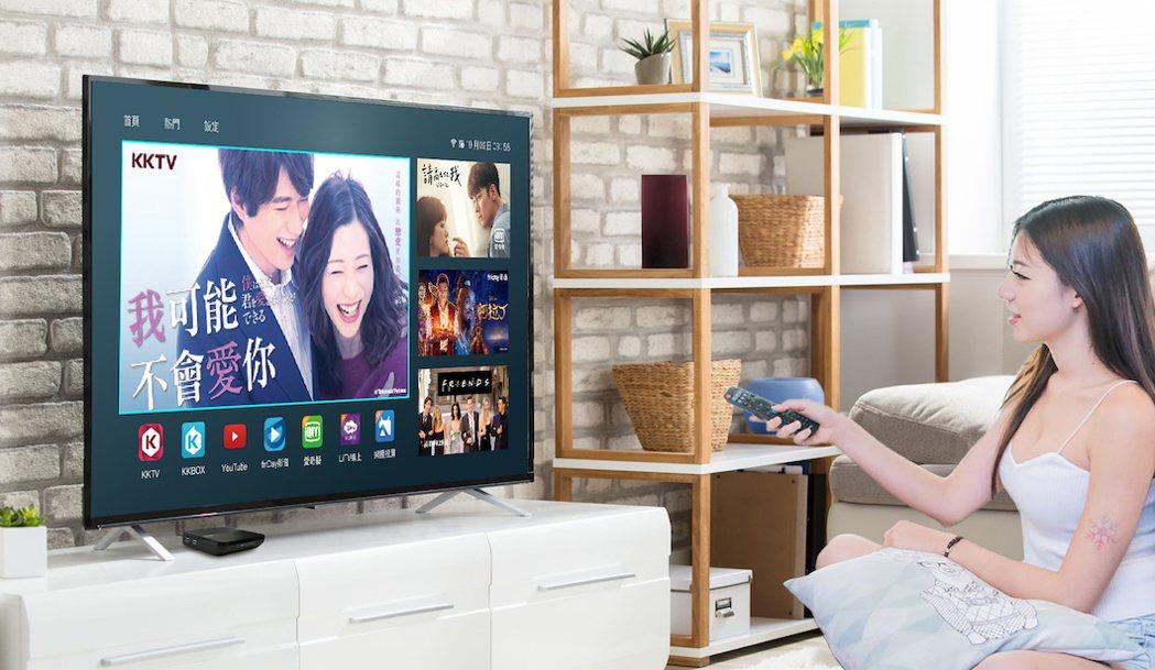 KKTV加入OVO串流電視平台。 OVO /提供