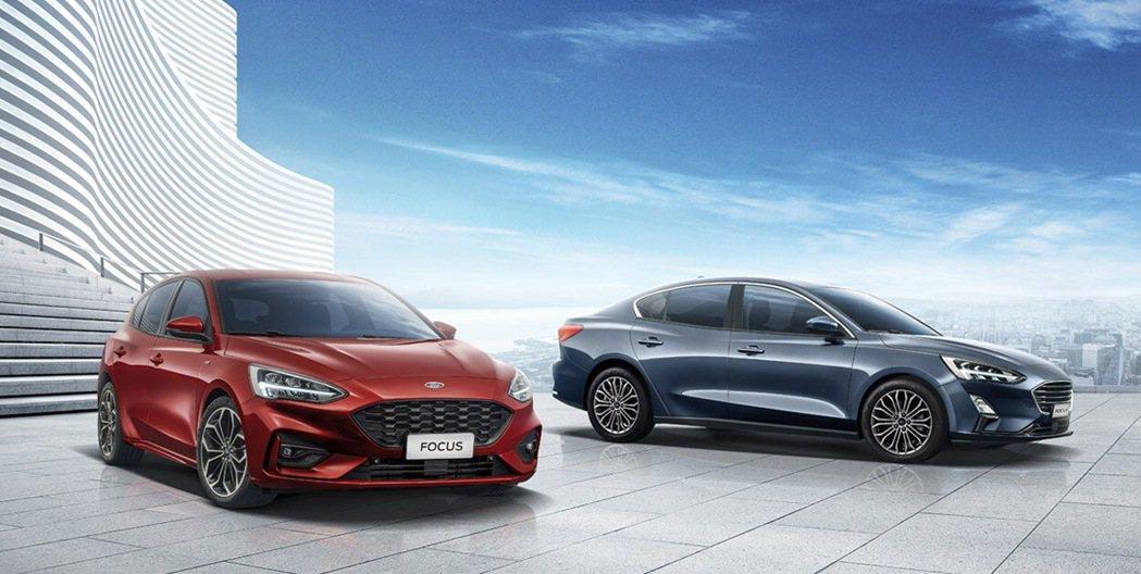 第四代Ford Focus的強勢產品力在市場上也獲得消費者肯定,自上市後持續創造...