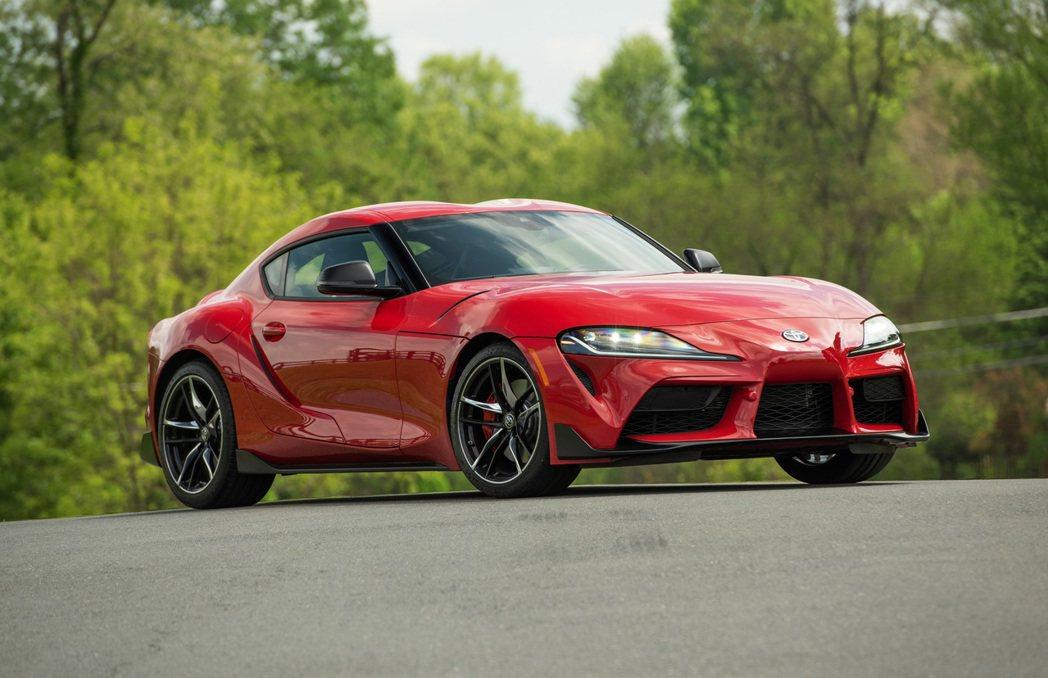 受安全帶固定座瑕疵影響的Toyota Supra僅有七輛,而原廠在檢修時確認問題...