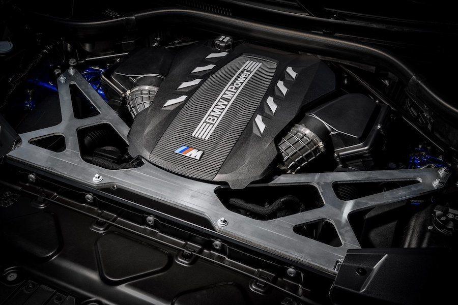 新世代BMW X5 M (F95) 與X6 M (F96) 搭載與現行F90 M...