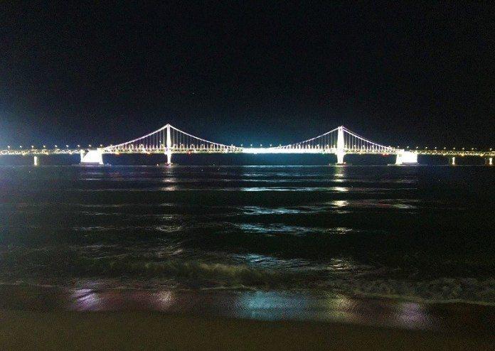 ▲釜山景點包車一日遊-廣安大橋。(圖/Tripbaa趣吧!亞洲自由行專家)