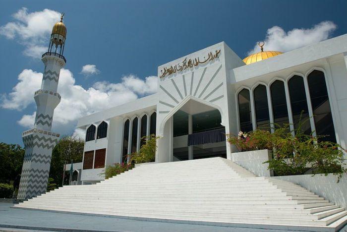 馬累古清真寺。 圖/Wikimedia