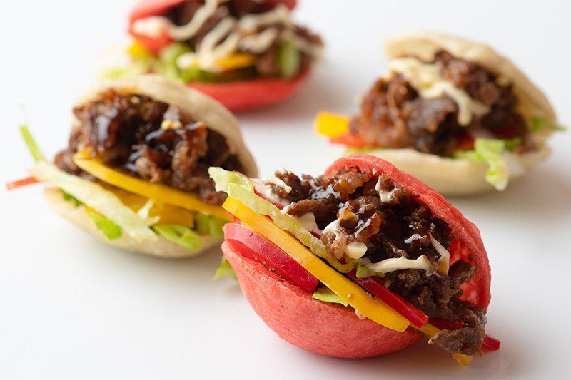 米其林三星主廚田熊一衛設計的法式風格肉料理專賣店「VOLER」就位在美食餐飲區B...