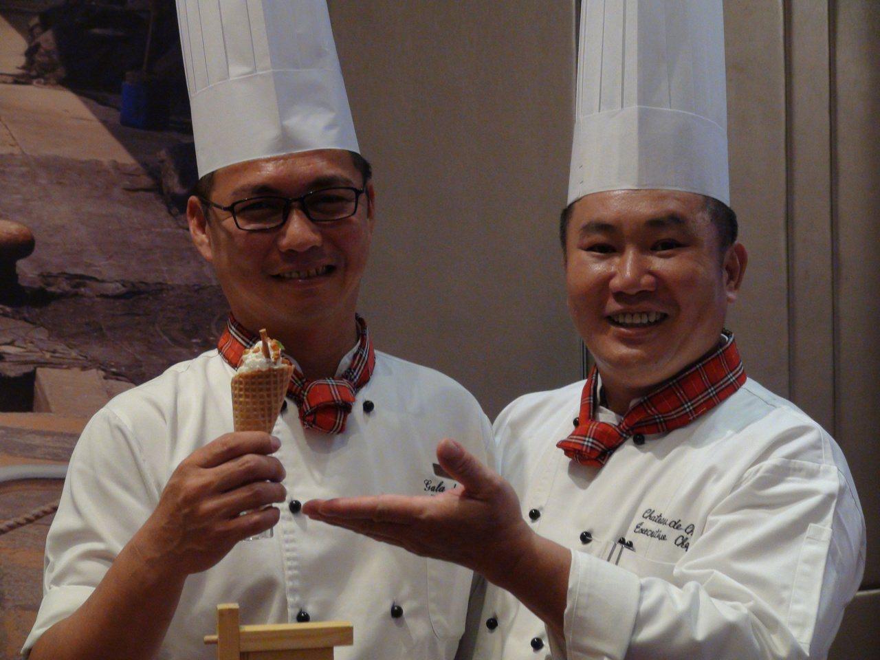 秋食海味正對時 高雄翰品酒店推海味料理冠軍菜