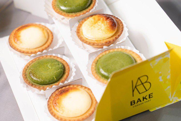 10/1起BAKE CHEESE TART推出北海道起司、京都抹茶、瀨戶內檸檬起...