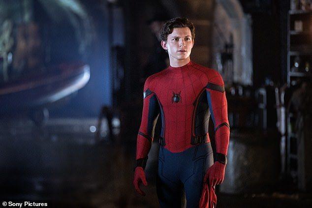 蜘蛛人被傳還負有拉抬其他漫威英雄聲勢的重任。圖/摘自imdb