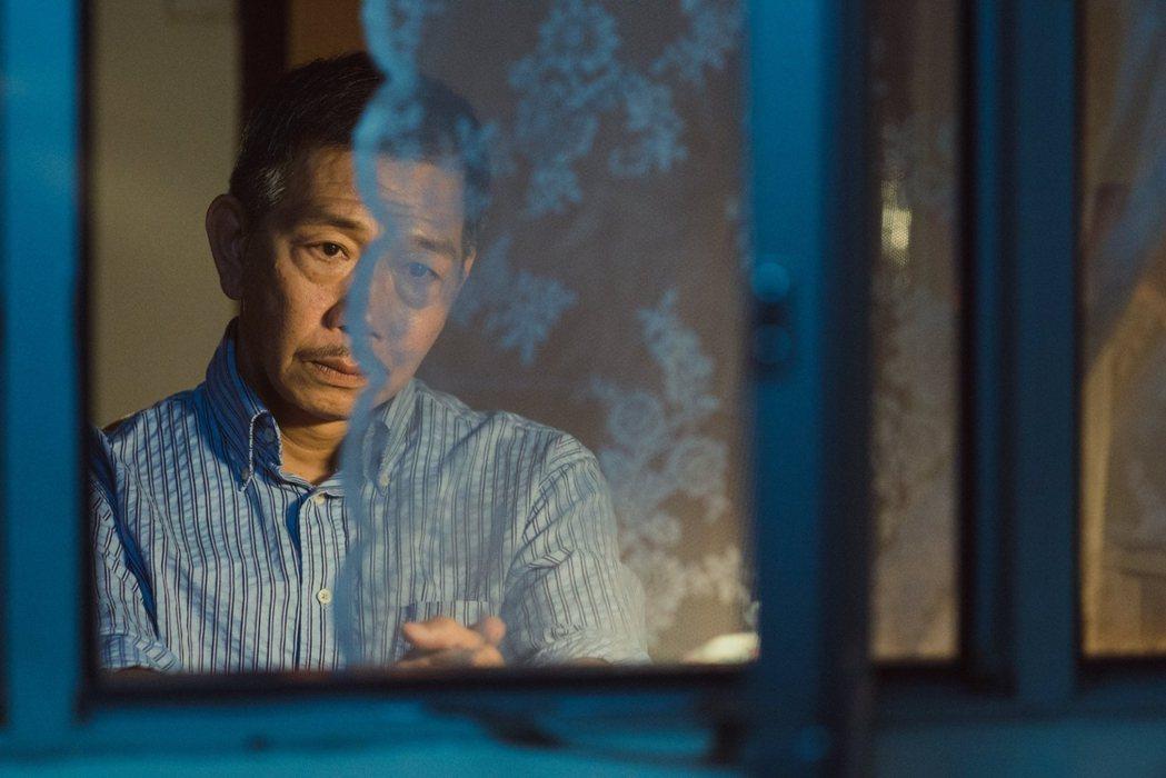 袁富華就以「叔‧叔」成為準影帝。圖/金馬執委會提供