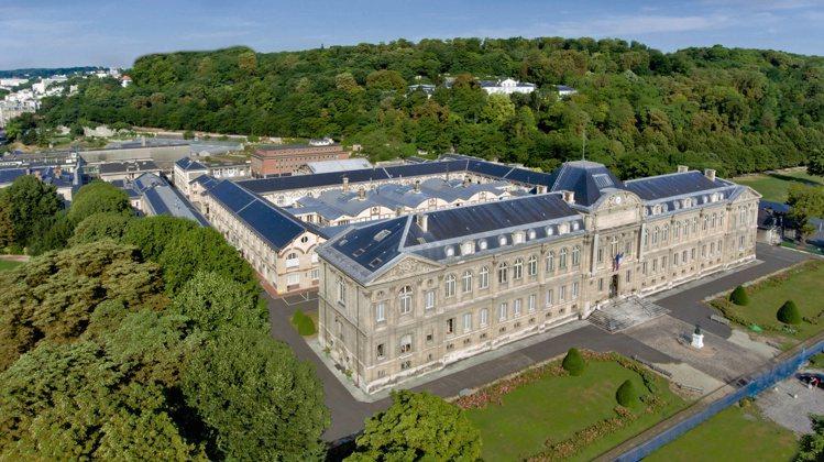 Sèvres國家瓷器製造局及博物館。圖/梵克雅寶提供