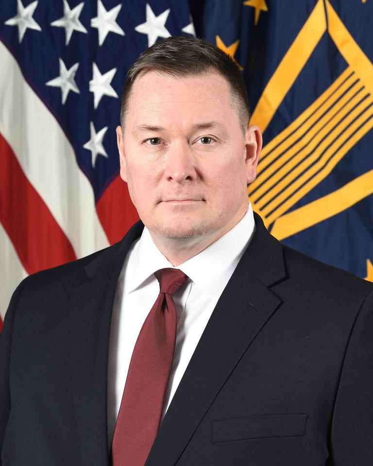 美國國防部專責中國事務的副助理國防部長施燦德。取自美國國防部網站