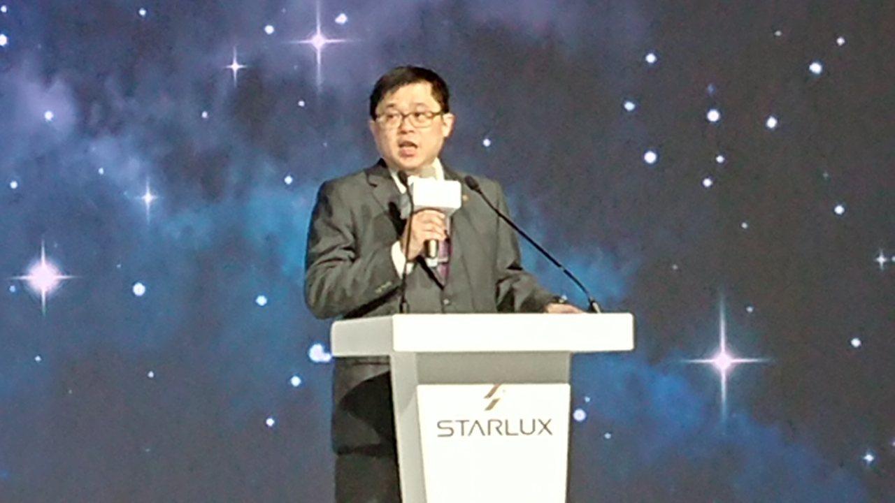 星宇航空董事長張國煒。記者黃淑惠/攝影