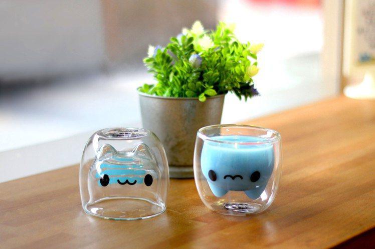咖波雙層隔熱玻璃杯,售價490元,10月9日起7-ELEVEN全台限定2,000...