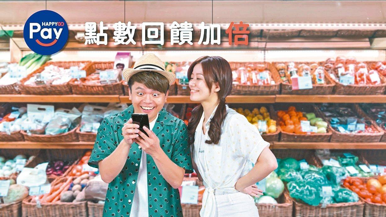 HAPPY GO Pay全新品牌廣告歡慶上線!銀行通路加碼高回饋為百貨周年慶暖身...
