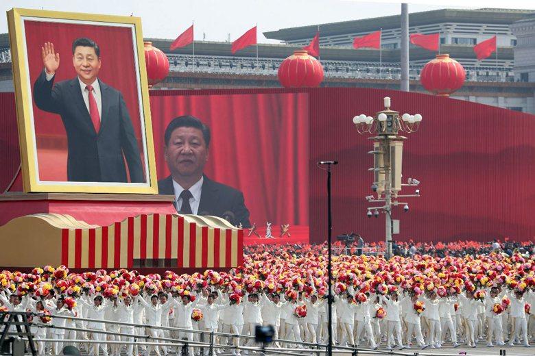 民族主義仍是中國夢與偉大復興的基礎,權力的集中則是習近平不可欠缺的鑰匙。 圖/美聯社