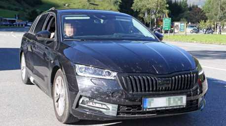2020 大改款Škoda Octavia將會在11月11日於捷克布拉格發表!