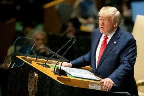 宗教迫害、貿易失信、香港議題:川普聯合國演說劍指中共