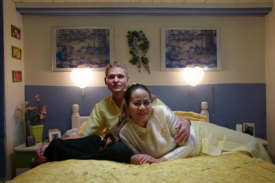 《在愛裡,我們跨越國境》劇照。 圖/台灣國際民族誌影展提供