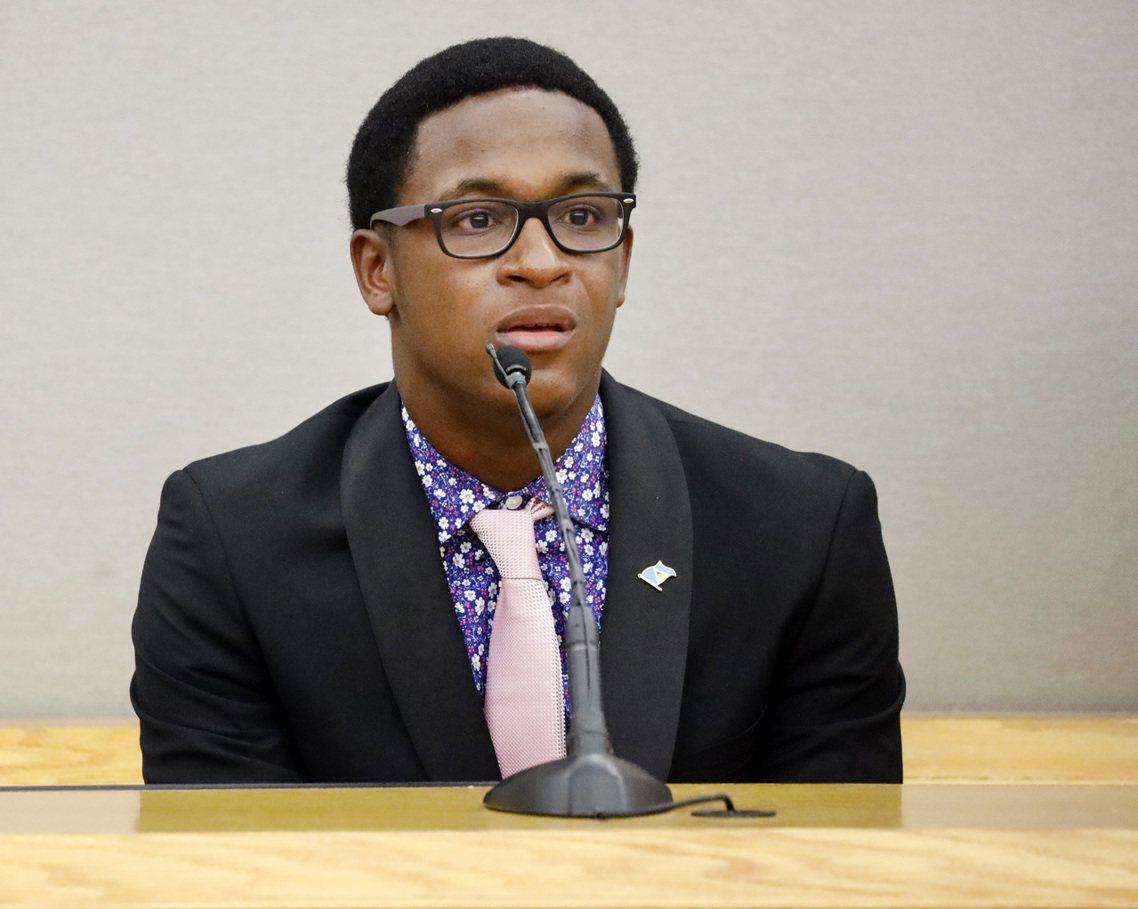 死者吉恩現年18歲的弟弟,也同在2日的法庭上向蓋格表示,「我原諒妳,我也知道如果...