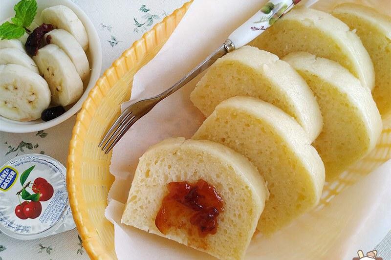 【食譜】超簡易沙拉醬蛋糕