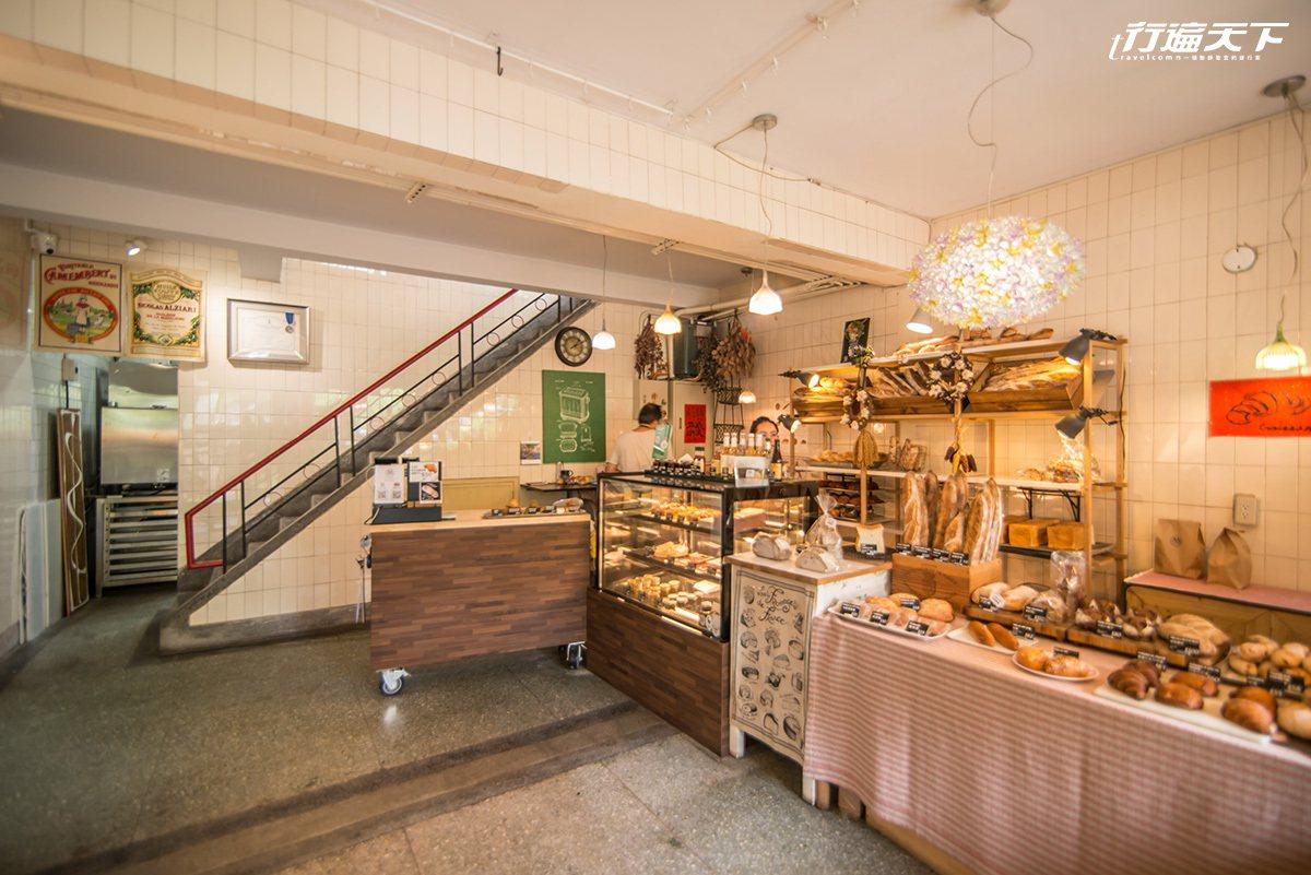 ▲帶有台式古意和法國情調的空間營造。