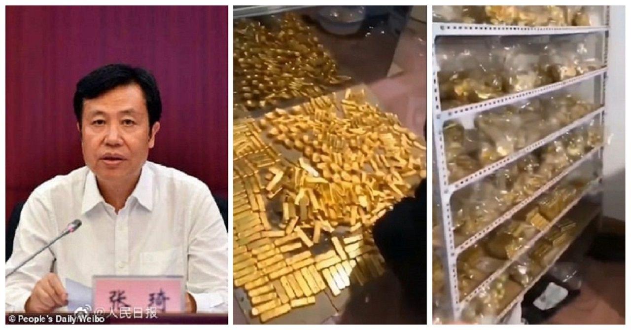 1兆台幣+13.5噸黃金 中國小貪官打臉習大帝
