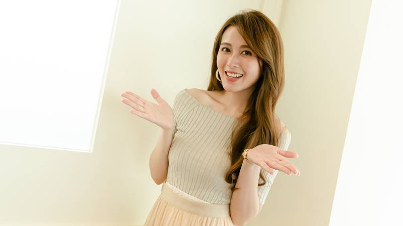 馮媛甄享受各種身分的轉換。圖/袋鼠評鑑提供
