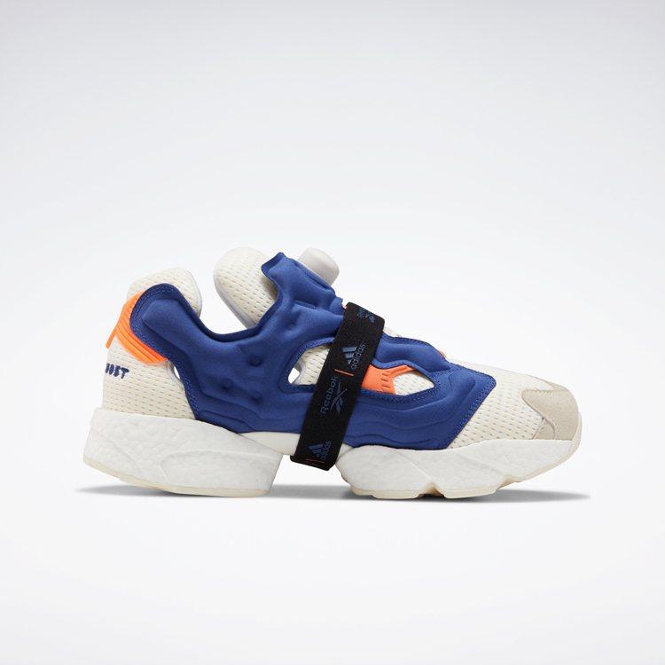 Reebok X adidas推出「Instapump Fury Boost」跨...