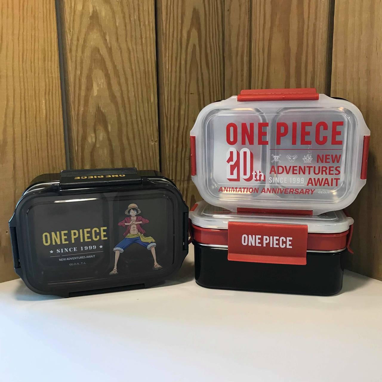 航海王環保不鏽鋼餐盒,共2款,10月9日起全家便利商店集800點+299元可隨機...