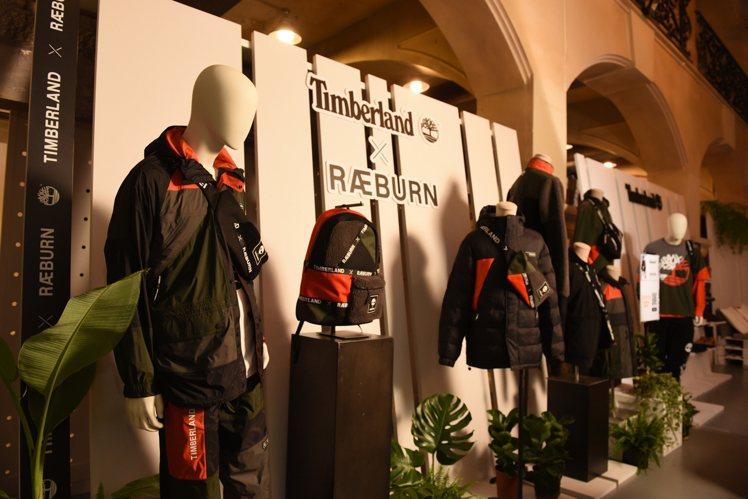 Timberland日前也發表全新秋冬永續時尚系列新品。圖/Timberland...