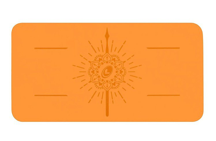LIFORME迷你快樂墊(亮麗橘),2,600元。圖/盈望實業提供