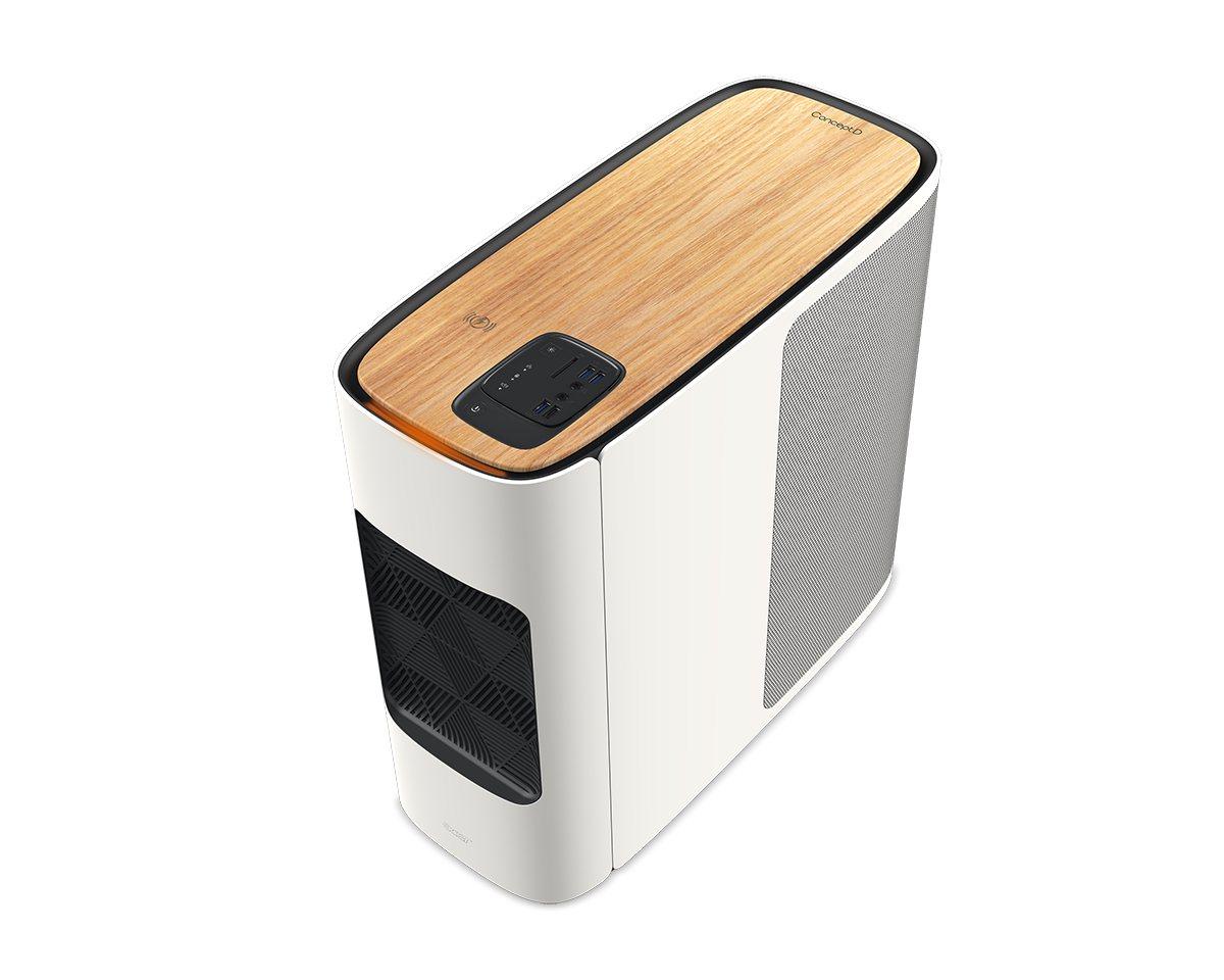 ConceptD 500桌上型電腦,建議售價79,900元起。圖/宏碁提供