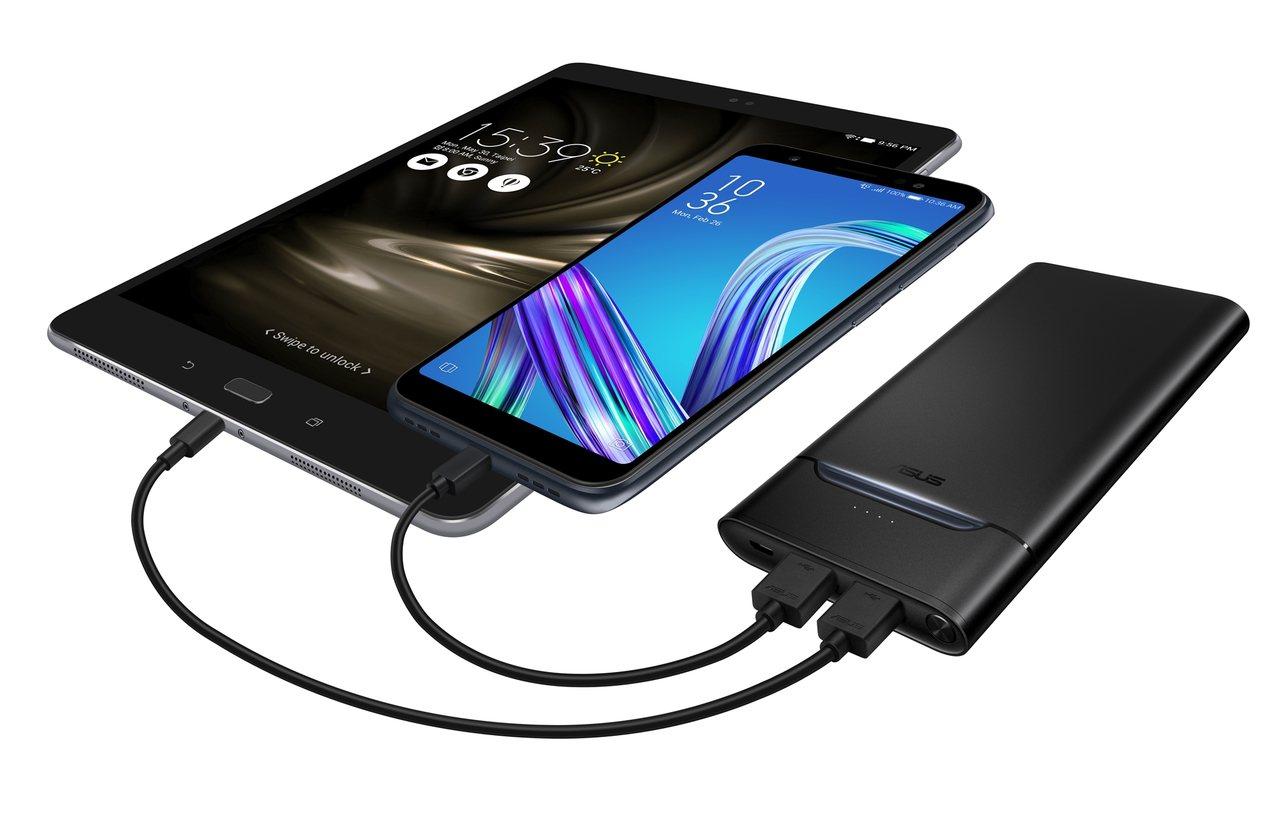 ASUS ZenPower 10000 Quick Charge 3.0,建議售...