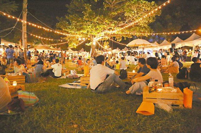 3年7場台東慢食節,展現在地的生活美學,已成為代表台東的生活品牌之一。 圖/津和...