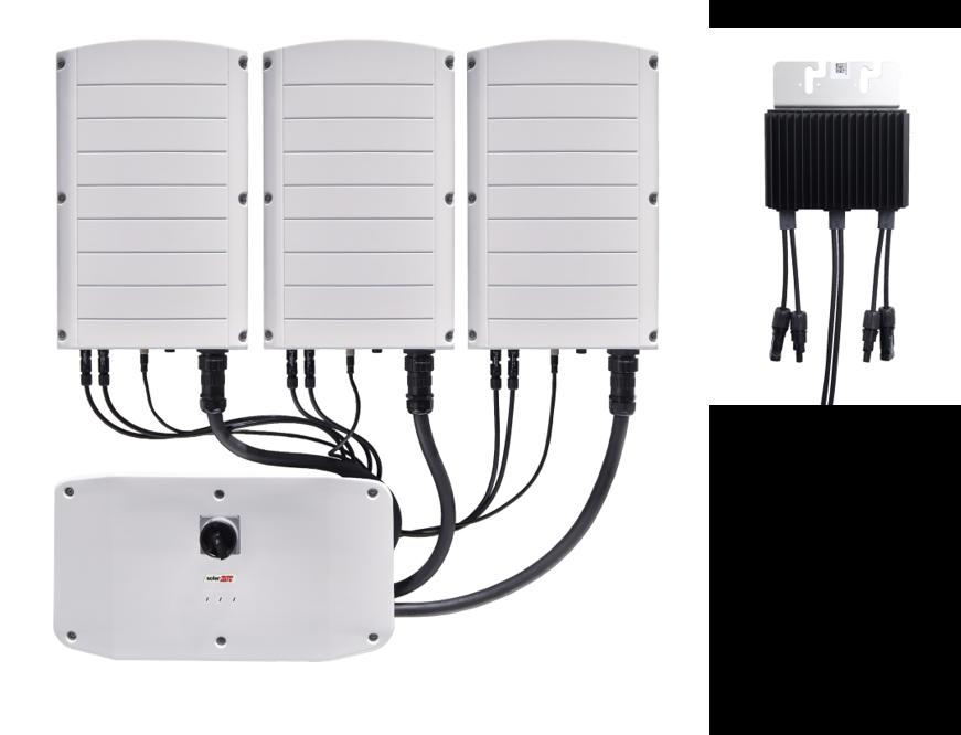 SolarEdge智慧變流器解決方案,改變了獲取電力以及管理太陽能系統的方式,D...