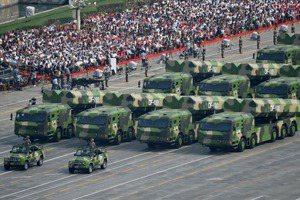解放軍十一秀肌肉:無人機加長程飛彈,無人偵打體系成形