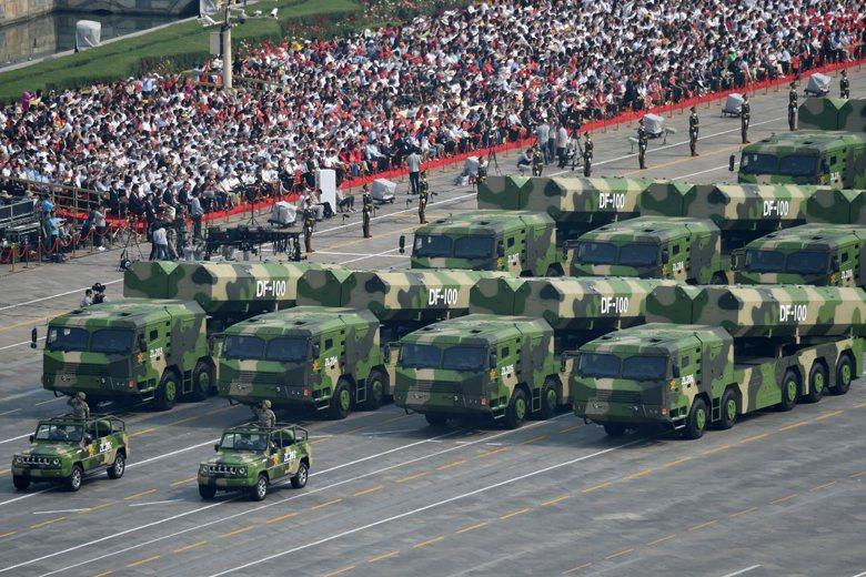 無人偵打體系的成形可說是降低了軍事行動的門檻,也增加了武力解決問題的彈性。圖為長...