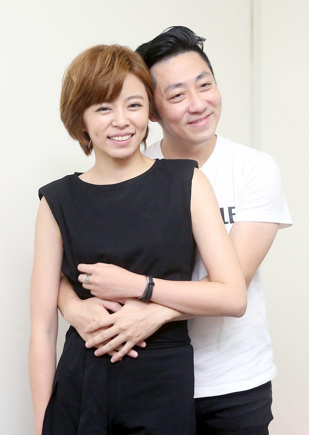 艾成原諒王瞳,表示會支持她、守護她。圖/報系資料照